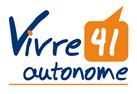 Logo du dispositif Vivre autonome 41