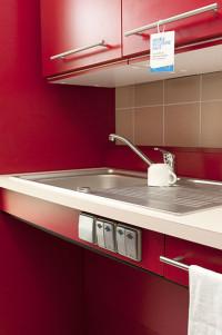 Plan de cuisine hauteur variable la maison bleue 41 - Hauteur plan de cuisine ...