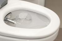 Abattant de WC japonais