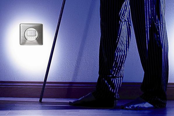 Chemin lumineux la maison bleue 41 - Chemin de table lumineux ...