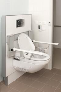 ensemble abattant wc et accessoires