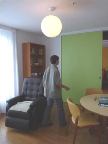 clairage  Allumage Automatique  La Maison Bleue